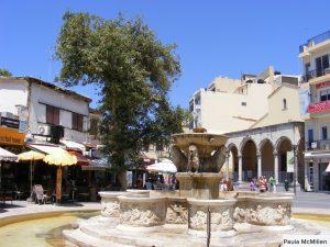 Morazini Fountain