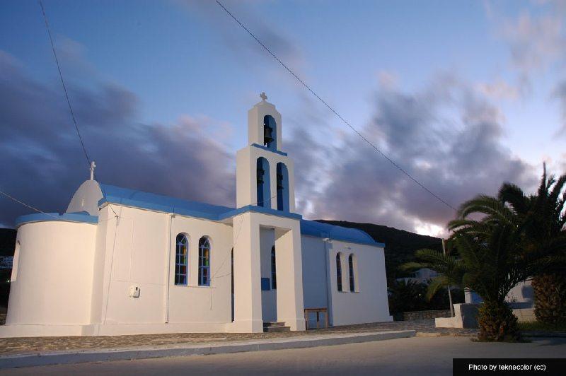 Agia Pelagia-church