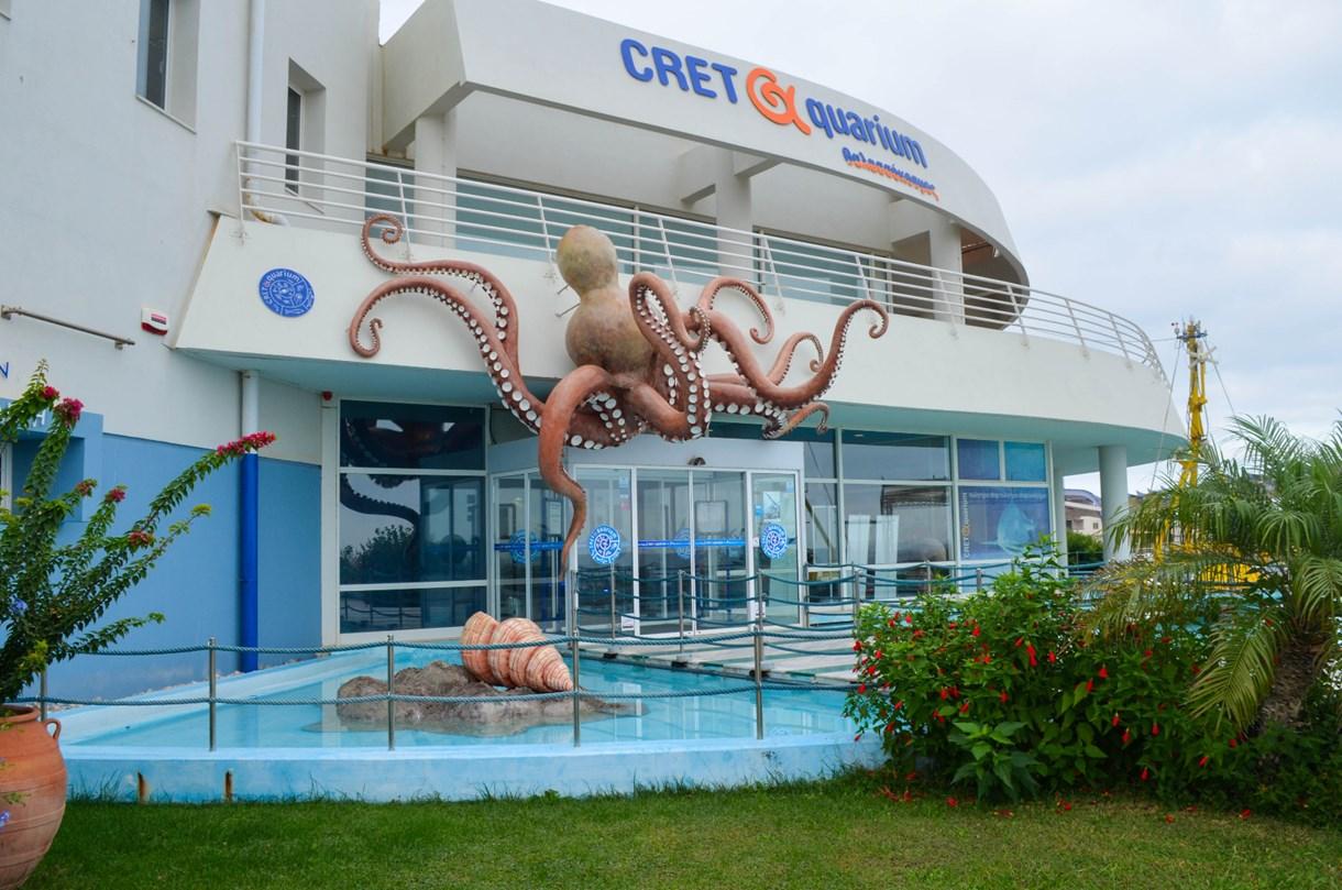 CretAquarium outside