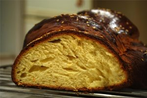 Greek Tsoureki Bread
