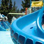 Limnoupolis childrens slides