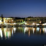 he Venetian Port of Rethymno