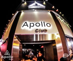 clubbing in crete - candy