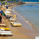 beach of kokkini hani crete