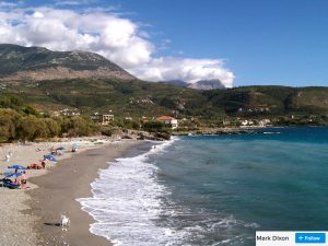 beaches of agios nikolaos