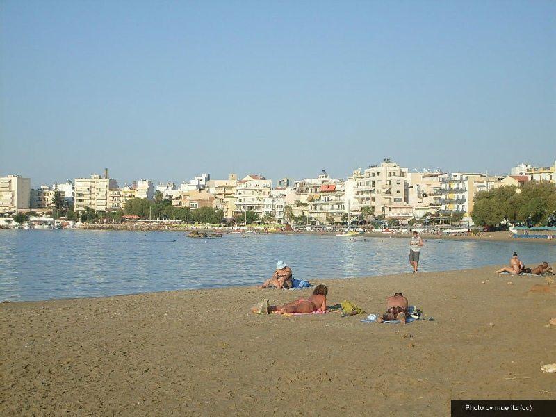 hania beach