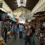 chania agora market