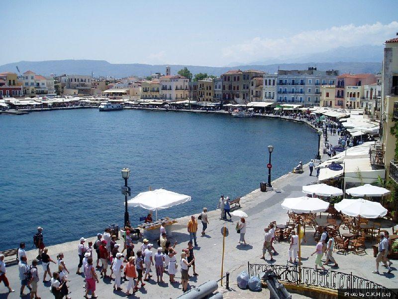 chania port