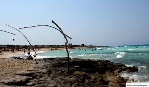 chrissi island views