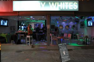 clubbing in crete - chubby whites