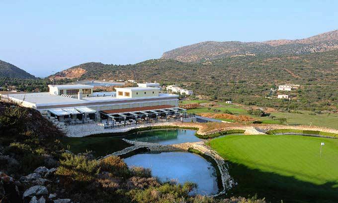 crete golf