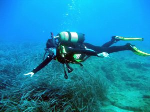 crete scuba diving rethymnon