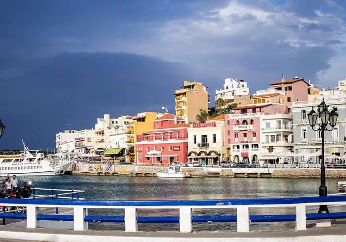 east of crete