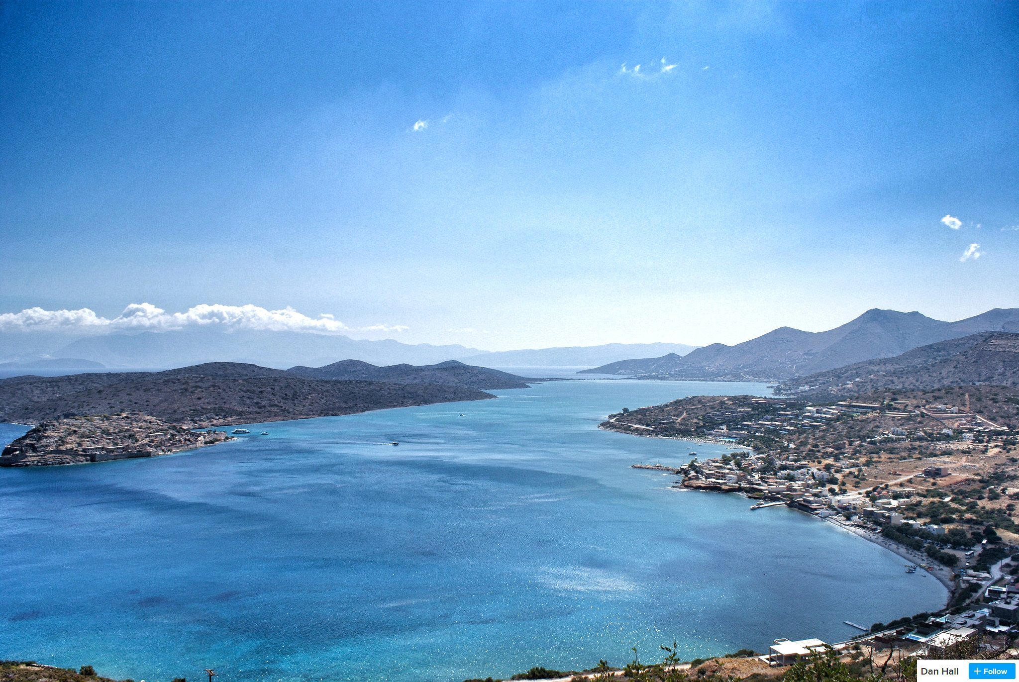 elounda in crete