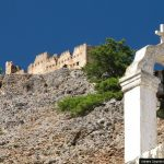 fortress-overlooking-agia-roumeli-at-samaria-gorge-end