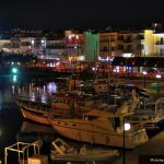 hersonissos-night-beachfront