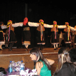 kokkini hani greek night