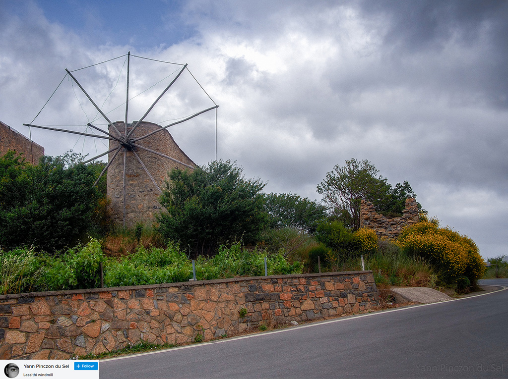 lassithi windmills