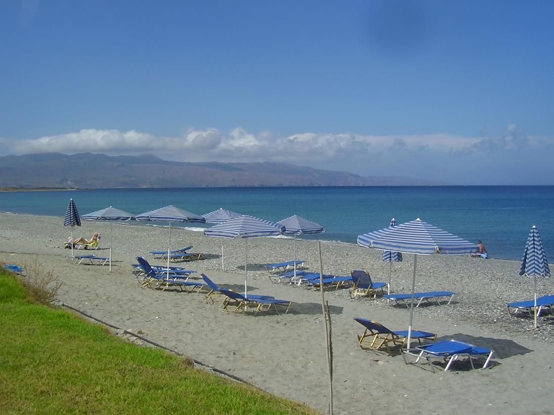 Maleme Crete Perfect For A Quiet Holiday Away In Greece