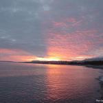 maleme sunset