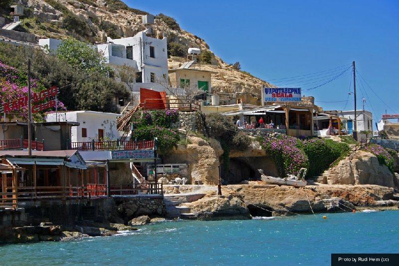 matala-beachfront