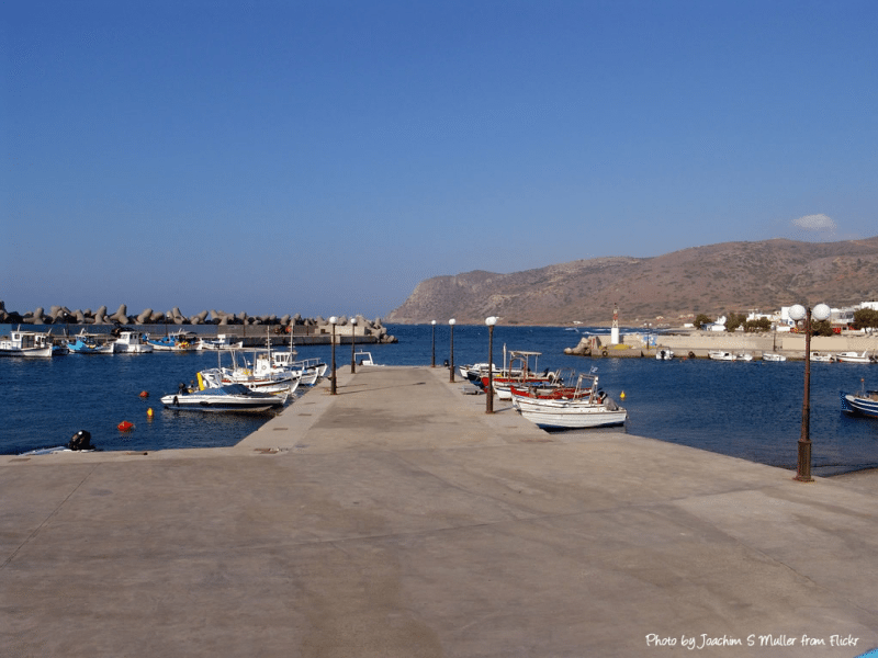 milatos harbour