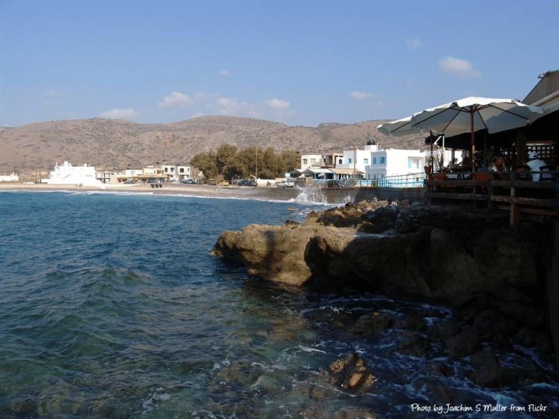 milatos seafront