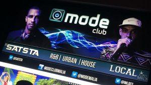 clubbing in crete - mode club malia