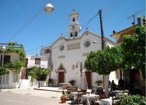 Mohos Church