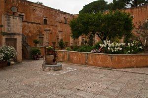 monastery akrotiti