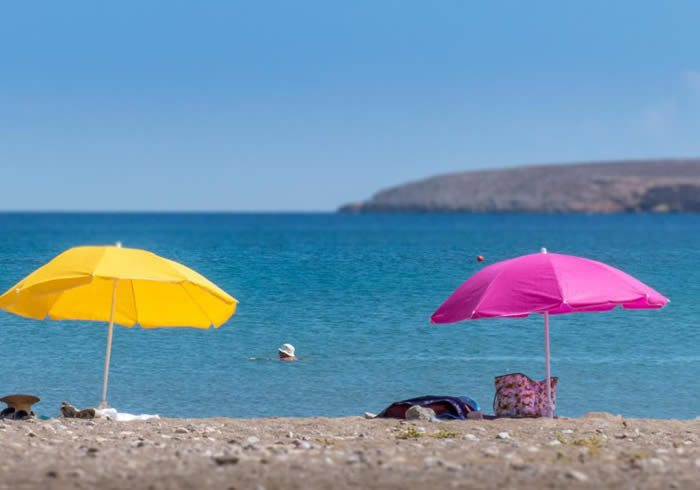 nudist beaches in crete
