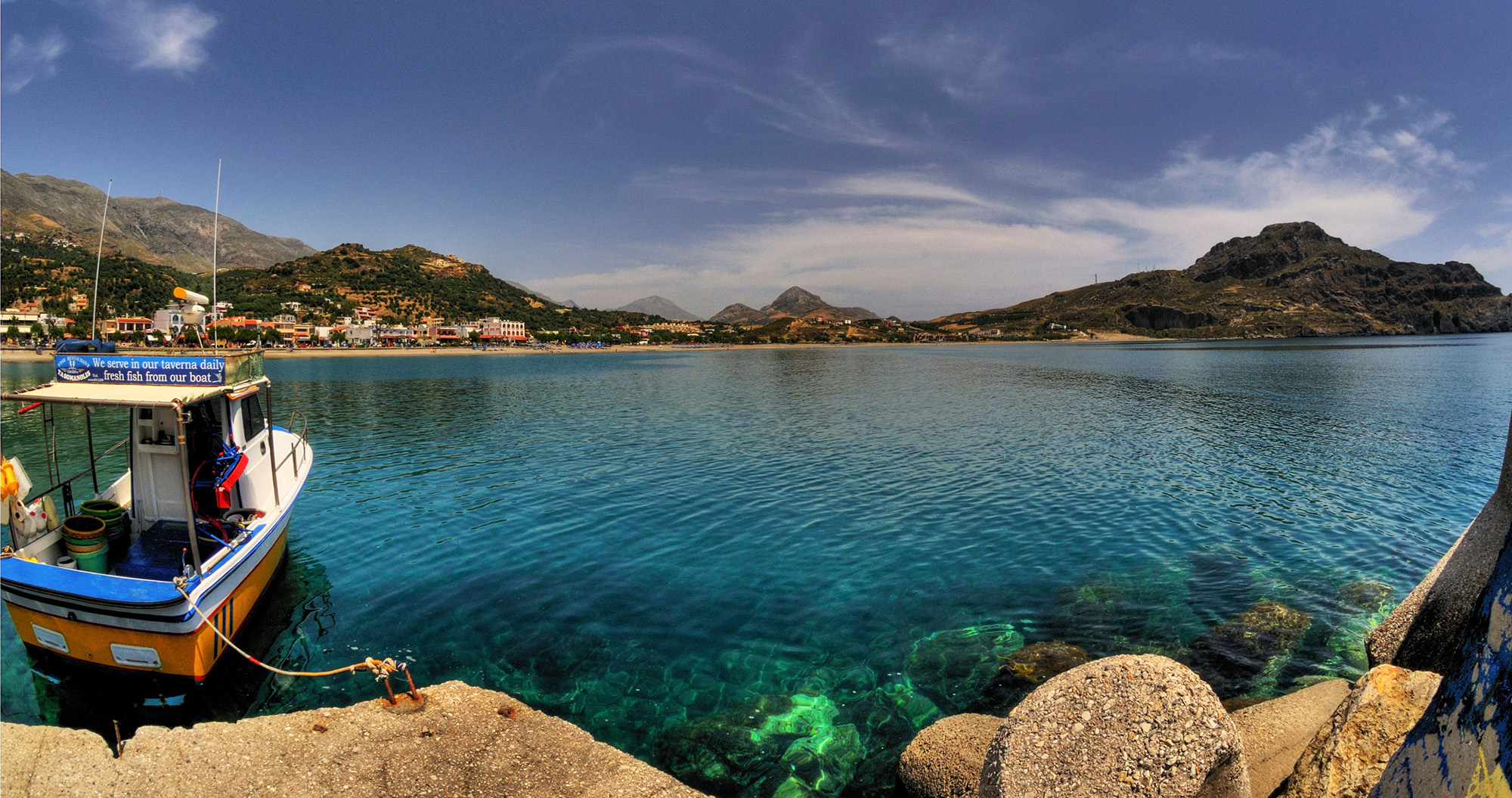 Plakias Holidays In Crete For Beach Lovers And Explorers