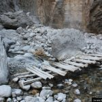 Small Samaria Gorge bridge