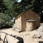 Samaria Gorge buildings