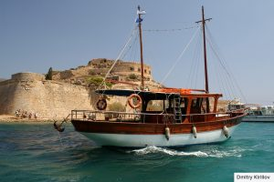 spinalonga boat trips