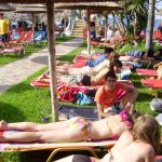 starbeach chillout area