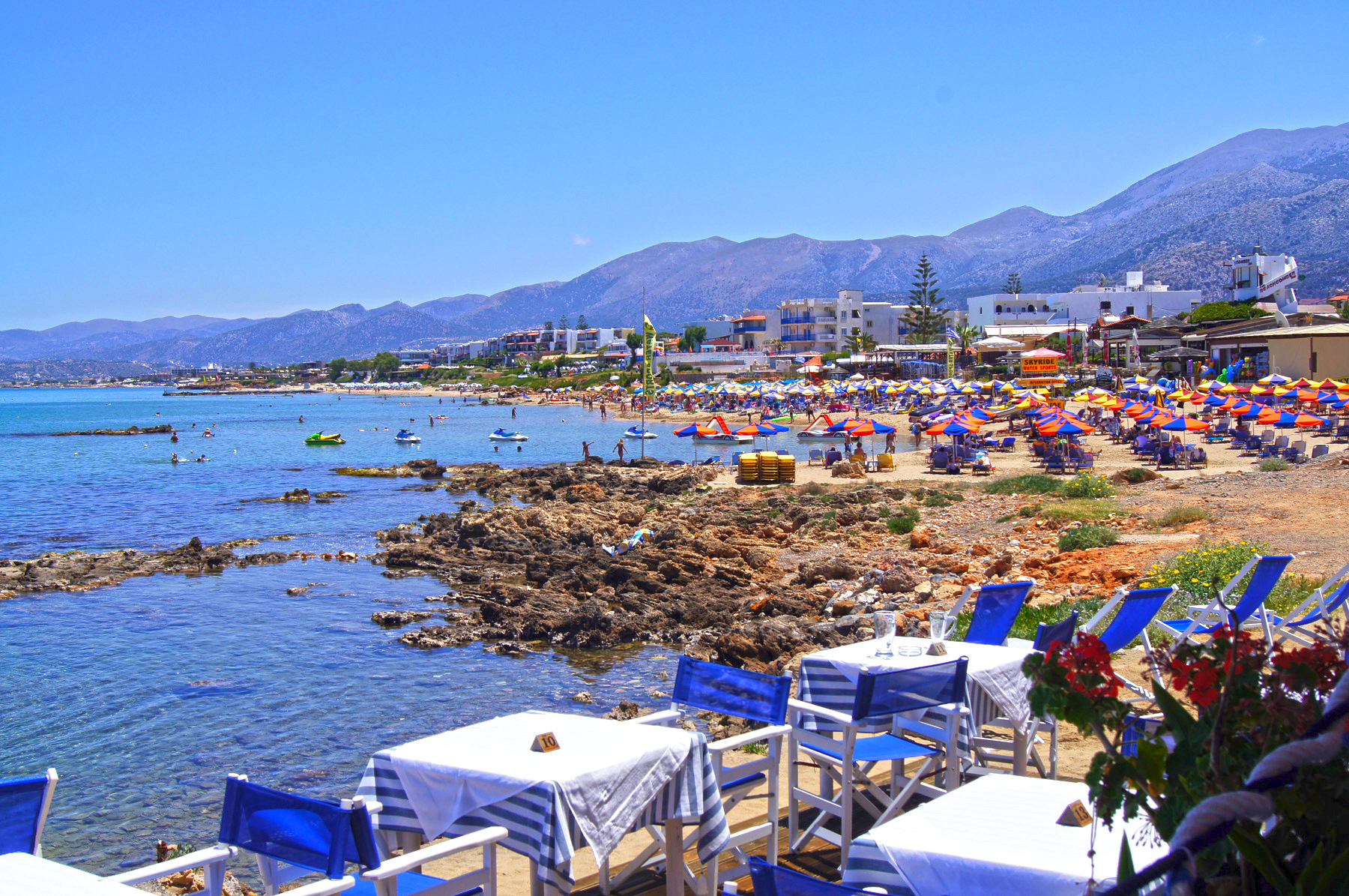 Stalis, Crete. Perfect for couple or family holidays in ...