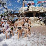 star beach foam party