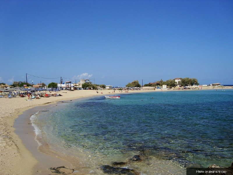 stavros-beach-view