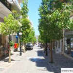 streets of agios nikolaos