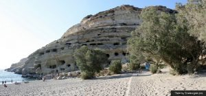 the-matala-caves