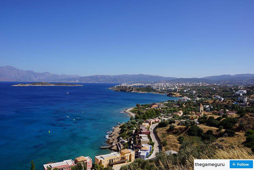 views of elounda