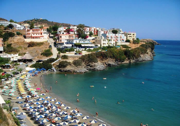 visit west crete
