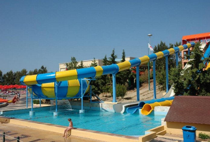 watercity slides