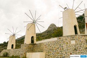 windmills of lassithi