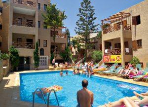 24seven hotel malia
