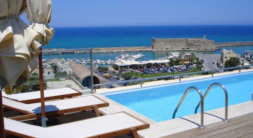 GDM Megaron Hotel views