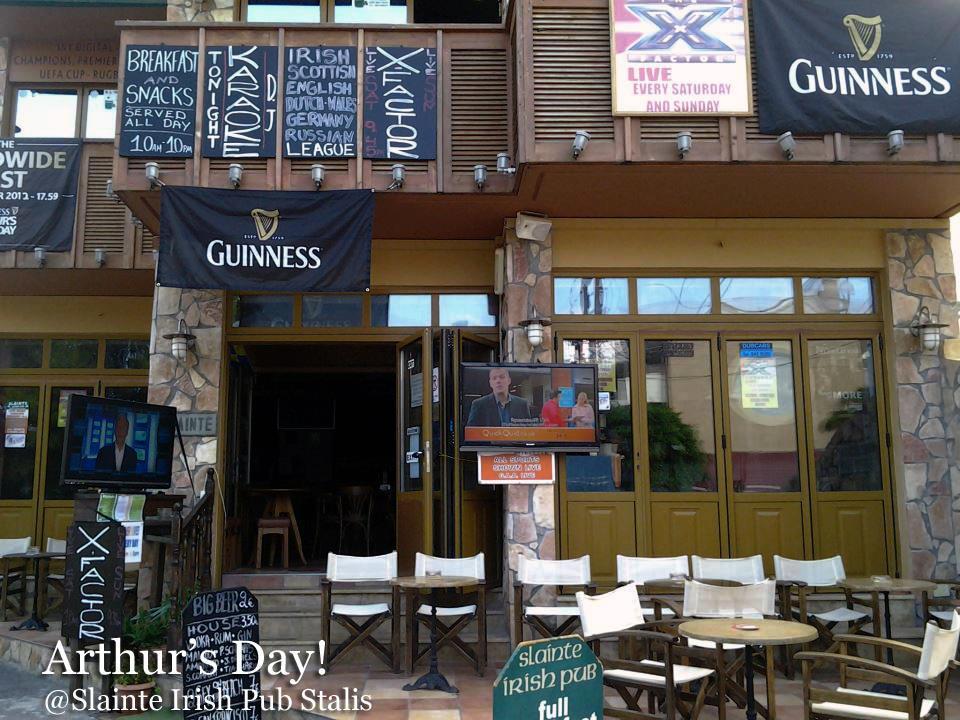Slainte Irish Bar