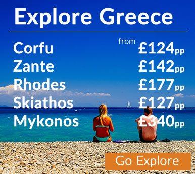 explore greece holidays