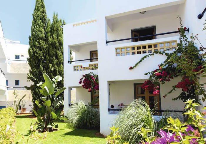 Malia, Crete, Greece bargain 11 night package just £185pp inc flights, 3* hotel & transfers